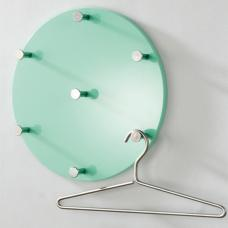 Big Mary Mint Green Coat Hat Rack In High Gloss