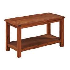 Hart Wooden Coffee Table In Acacia Finish