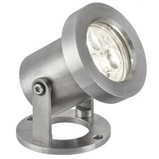 LED Outdoor Spot Light In Stainless Steel