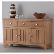 Montana Oak Large Sideboard