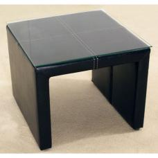 Odessa Contemporary Lamp Table