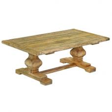 Rossini Wooden Coffee Table Rectangular In Natural