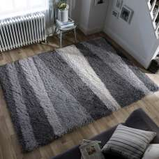 Santa Cruz Boardwalk Grey Rug
