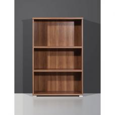 Vision Dark Walnut 3 Tier Shelving Unit