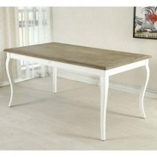 Vienna Wooden Dining Table Rectangular In Solid Oak
