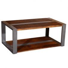 Corona Double Storage Chest Coffee Table