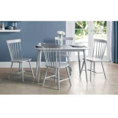wooden dining table and 4 chairs sets UK