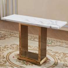 Marble & Stone Console Tables, Granite Hall For Hallway & dining room