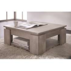 Wooden Coffee Tables With Storage & Drawers