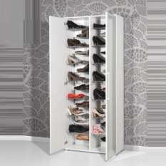 Shoe Storage Cabinets, Cupboards & Racks online