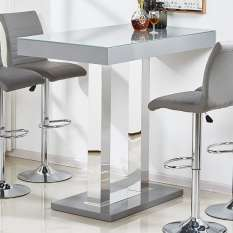 Explore our range of modern and beautiful bar tables in glass, gloss and wooden