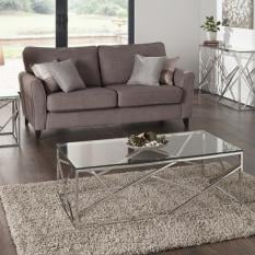 glass coffee table, glass coffee tables UK, contemporary coffee tables