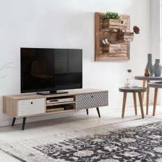Get cheap and affordable TV stands and units UK in glass, gloss and wood