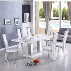expensive dining table and 8 chairs sets UK