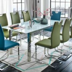 Extending dining tables , extendable dining table