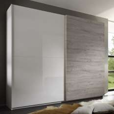 Buy great quality sliding wardrobes for stylish storage solutions in wood, glass, gloss