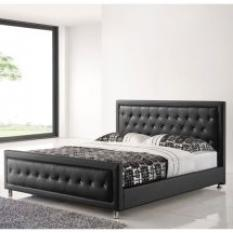 Leather Beds For