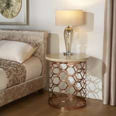 Marble End Tables, Stone & Granite Lamp Tables