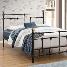 Browse from a range of affordable, stylish and long lasting metal beds & frames with storage