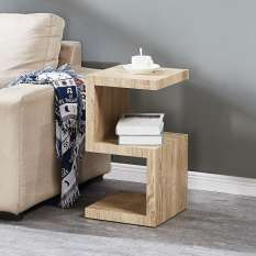 Wooden Side & Lamp Tables For Living Room