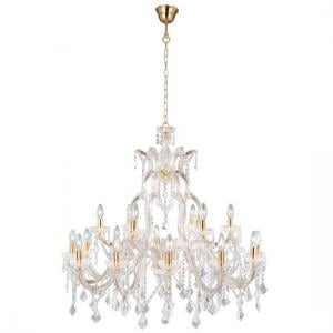 Marie Therese 18 light Crystal Pendant Ceiling Light
