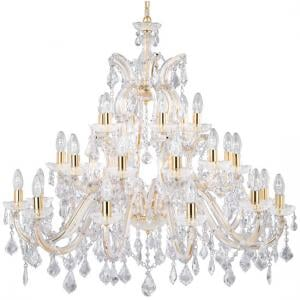 Marie Therese 30 light Crystal Pendant Ceiling Light