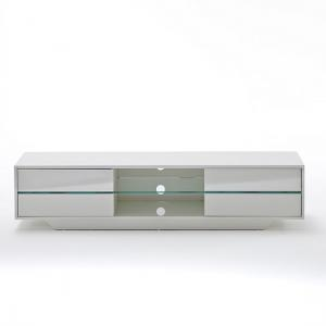 Sienna TV Stand Unit In High Gloss With Multi Led Lights_9