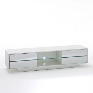 Sienna TV Stand Unit In High Gloss With Multi Led Lights_10