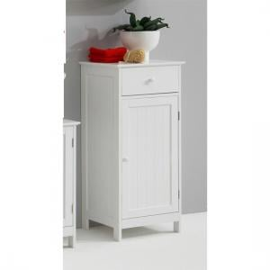 Sweden2 Modern Bathroom Cabinet In White