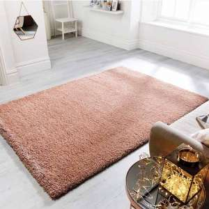 Athena Rose Gold Rug
