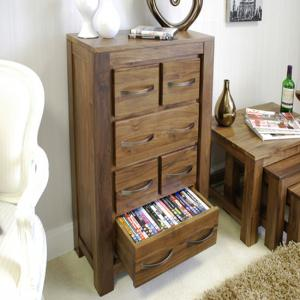 Sayan DVD CD Storage Chest