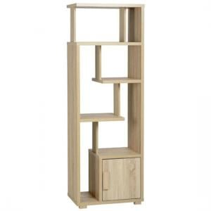 Gambon 1 Door Display Unit In Sonoma Oak