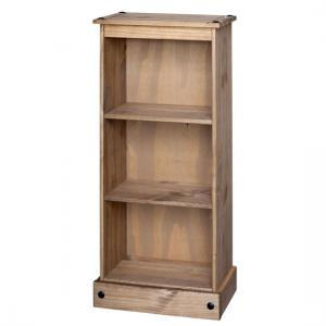 Corina Low Narrow Bookcase
