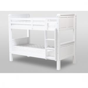Corona White Bunk Bed
