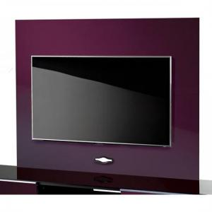 Damian TV Background Plate In High Gloss