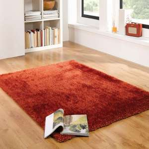 Grande Vista Orange Mix Oblong Rug