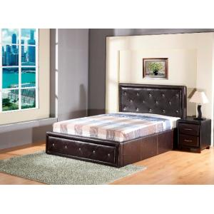 Hollywood Crystal Gas Lift Bed