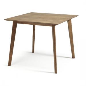 Weinstein Dining Table Square In Solid Walnut_1