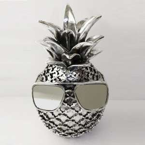 Pineapple And Sunglasses Sculpture