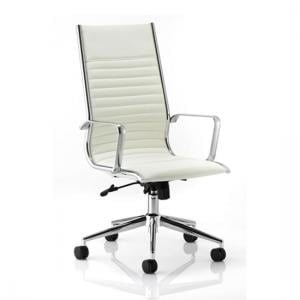 Ritz Ivory Office Chair