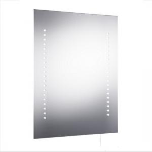 Ester Wall Mirror Rectangular With LED Lighting