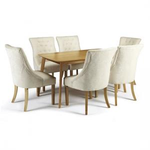 Weinstein Dining Table Rectangular In Solid Oak_7