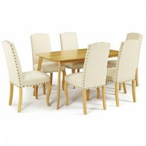 Weinstein Dining Table Rectangular In Solid Oak_4