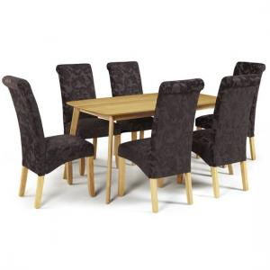 Weinstein Dining Table Rectangular In Solid Oak_6