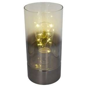 Arlington Table Lamp In LED Bulb Glass