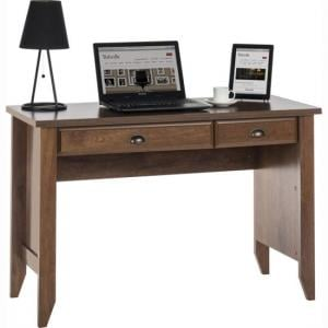 Augusta Home Office Laptop Desk In Oiled Oak