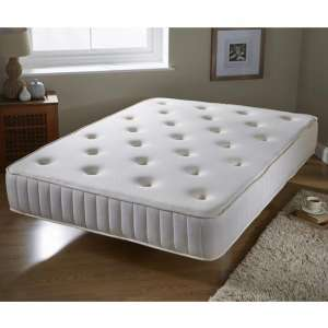 Bonnell Spring And Memory Foam Small Double Mattress