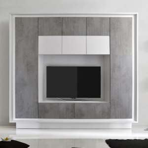 Entertainment Wall Units With Storage, Modular Floating TV Units