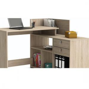 bylan corner computer desk in brushed oak with storage2