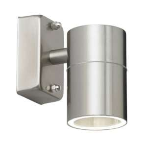 Canon 1 Wall Light In Chrome